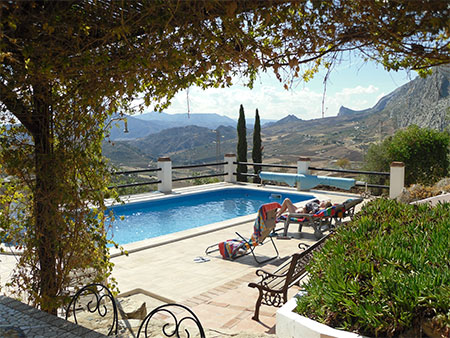 Aciano Apartment, Self Catering Accommodation Andalucia